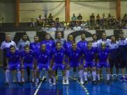 Comercial Futsal iniciou a temporada com vitória sobre o Grêmio RP