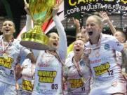 Cinco atletas de Araraquara são convocadas para seleção da Liga Paulista Feminina