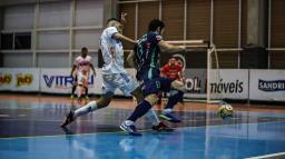 Futsal Ribeirão se classifica às quartas da Liga Paulista