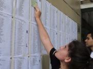 Confira a lista de aprovados em primeira chamada no vestibular da Fuvest