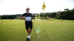 Entre os campos e a escola, golfista de Ribeirão mira Mundial