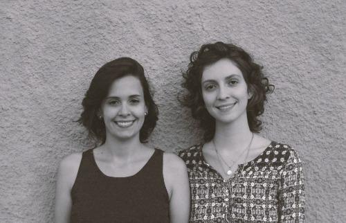 (Foto: Divulgação) - Gabrielle Albiero e Luiza Aguiar lançam o livro em Campinas (Foto: Lucas Saccon)