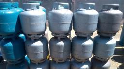 Depósito de gás é interditado em São Carlos