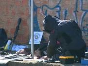 Homem é preso com explosivos, armas e munições