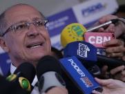 'Nova CPMF' é tiro do candidato da bala contra o povo, diz Alckmin