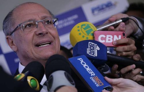Geraldo Alckmin (PSDB) é candidato à Presidência da República (foto: Redes Sociais) - Foto: Redes Sociais