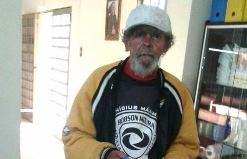 Geraldo Reino sumiu na sexta-feira; ele mora na região do Vale do Sol - Foto: ACidade ON - Araraquara
