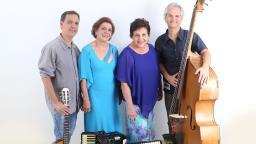 Gilda Montans e grupo promovem live em prol da Casa do Vovô