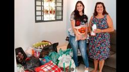 Handebol de Araraquara arrecada alimentos e roupas
