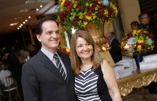 Giulio Prado e Ana Claudia Marincek (foto: Alberto Gonzaga / divulgação) - Foto: Alberto Gonzaga / divulgação
