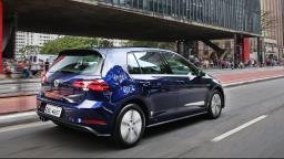Golf GTE é o primeiro híbrido da Volkswagen no Brasil