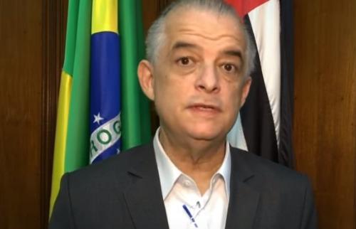 Divulgação - Governador fez comunicado neste sábado
