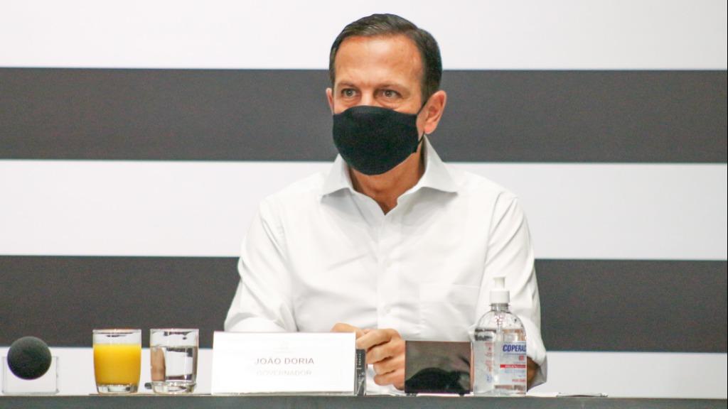 João Doria, governador de São Paulo (Foto: Divulgação/Governo de SP) - Foto: reprodução