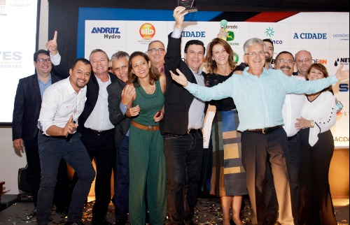 Noite foi de premiação para os representantes das Melhores Empresas Para Trabalhar - Foto: Divulgação