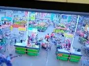 Vídeo de tiroteio em supermercado não aconteceu na região de Ribeirão Preto