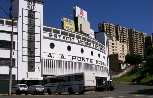 Divulgação - Gravação de vídeo foi feita no estádio Moisés Lucarelli