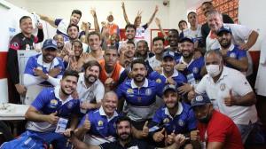 São Carlos FC perde do Independente e se despede da Bezinha