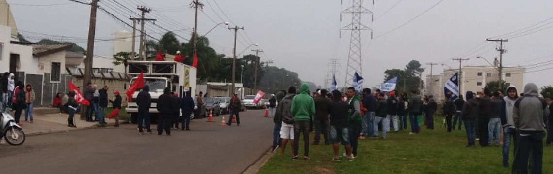 greve geral suzantur são carlos - Foto: ACidade On/ São Carlos