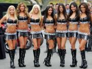 Fórmula 1 abole o uso de 'grid girls' nas suas provas em 2018