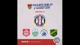 São-carlense se reapresenta para a disputa da 2ª Divisão do Paulista