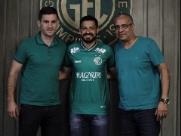 Guarani apresenta mais dois reforços para a Série B
