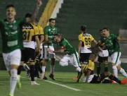 Guarani bate Criciúma e se distancia do Z4 da Série B