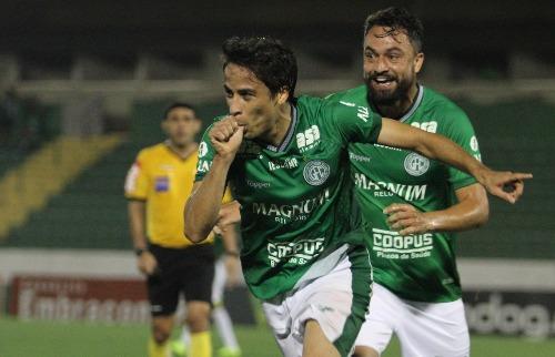 Guarani enfrenta o Botafogo na noite desta segunda (Foto: Luciano Claudino/Código19) - Foto: (Foto: Luciano Claudino/Código19)