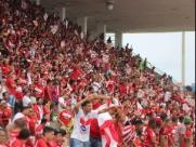 Guarani é derrotado pelo CRB no retorno da Série B