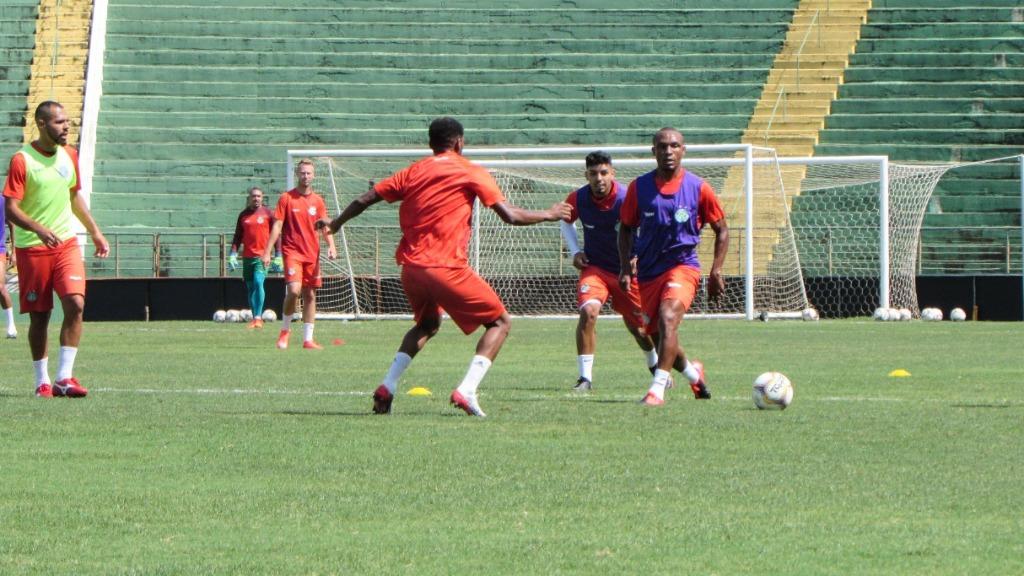 Guarani joga nesta sexta-feira (Foto: Divulgação) - Foto: (Foto: Divulgação)