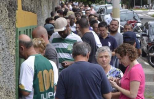 Crédito: Divulgação - Guarani realiza promoção para seus torcedores. Crédito: Divulgação