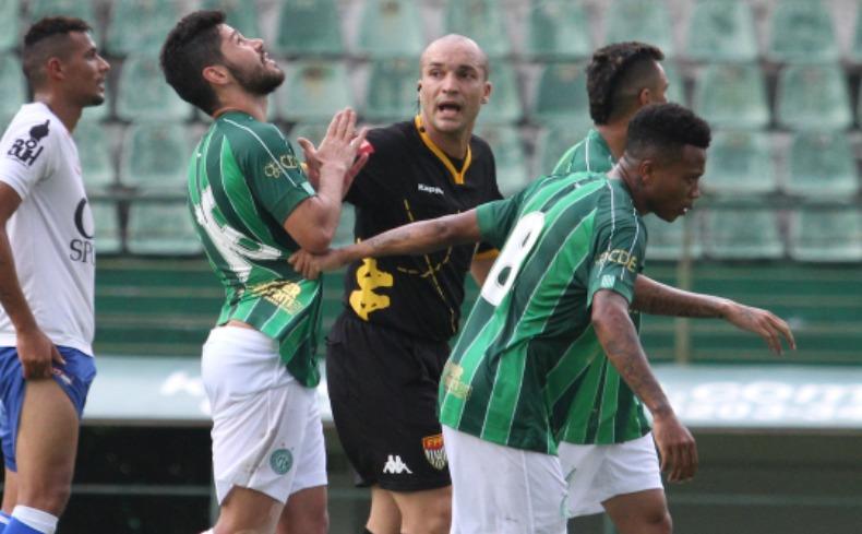 Luciano Claudino/Código 19 - Guarani vence em casa neste sábado