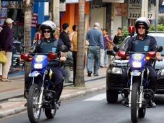 Guarda Municipal em patrulhamento pela cidade (Divulgação) - Foto: ACidade ON - Araraquara