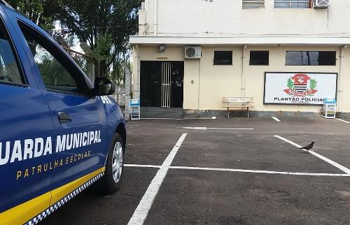 Caso foi registrado pela Guarda Municipal. Foto: ACidade ON São Carlos - Foto: ACidade ON - São Carlos