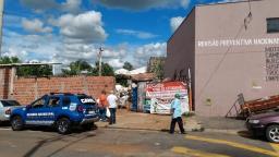 Comércios de sucatas são notificados durante operação em São Carlos