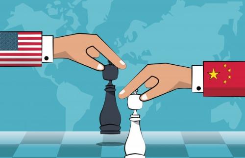 Estados Unidos e China protagonizam guerra comercial na atualidade - Foto: Freepick