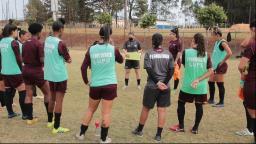 Guerreiras Grenás enfrentam o time do Vitória neste domingo (13)