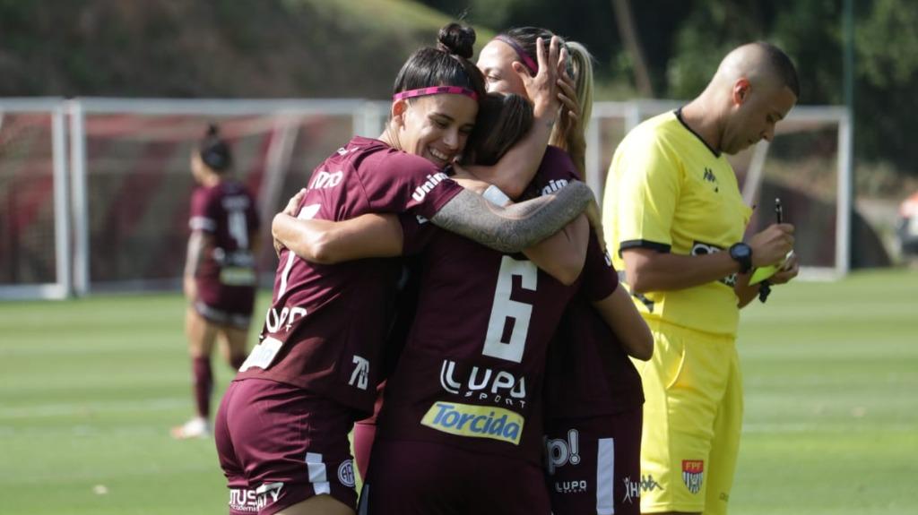 Guerreiras Grenás vencem o RB Bragantino pelo Paulista Feminino (Foto: Divulgação) - Foto: Divulgação