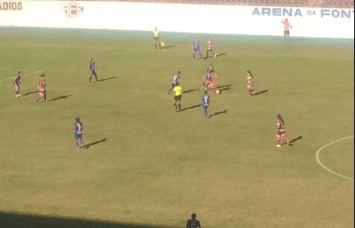 Guerreiras Grenás perderam de 2 a 0 para o São José - Foto: ACidade ON - Araraquara