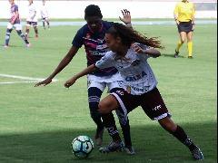 Guerreiras vencem na estreia pelo Brasileiro (Foto: Jonatan Dutra/AFE) - Foto: Da reportagem