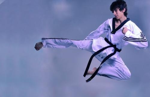 Reprodução / Facebook - GUilherme Dias anunciou que não disputará mais competições de taekwondo