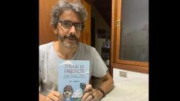 Guto Junqueira lança livro por meio das redes sociais