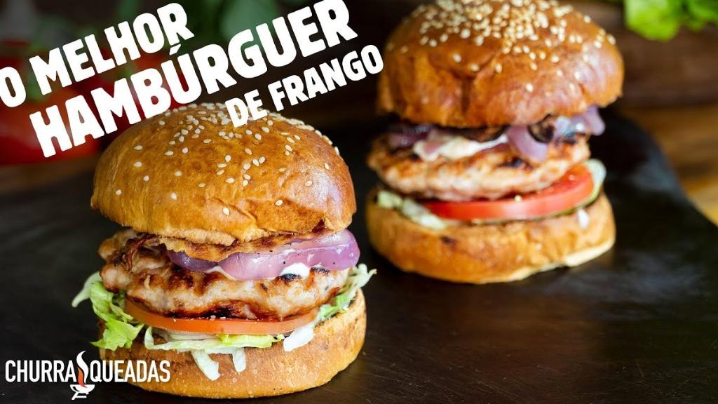 hamburguer linguica de frango - Foto: ACidade ON