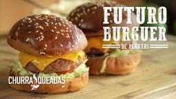 Hambúrguer na grelha: Vamos testar o Futuro Burger!