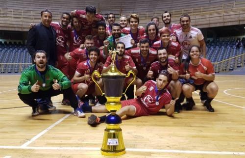 Divulgação - Equipes de São Carlos venceram Copa de Handebol