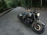 Nova Road King Special aprofunda a essência da Harley-Davidson com mais potência e conforto