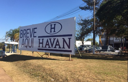 Havan está sendo construída ao lado do shopping Jaraguá - Foto: ACidade ON - Araraquara
