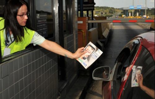 Haverá distribuição de material informativo, além de abordagens educativas com os pedestres (Foto: Divulgação) - Foto: (Foto: Divulgação)