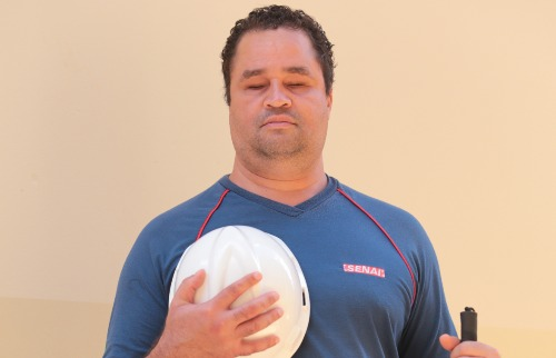 Matheus Urenha / A Cidade - 'Minha deficiência não me impossibilita de nada', diz Hélio Dias