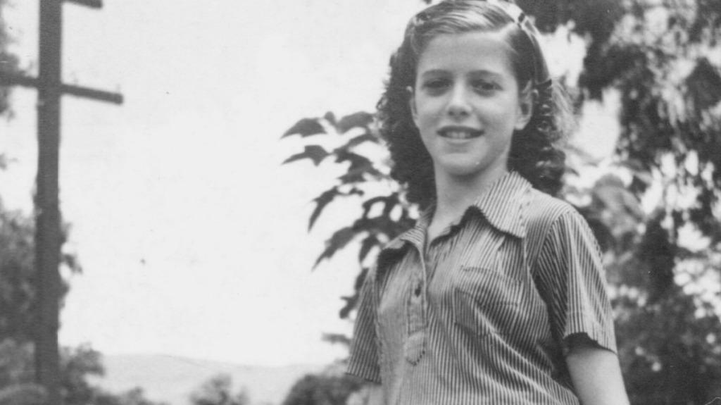 Hilda Hilst ainda criança - Foto: Instituto Hilda Hilst