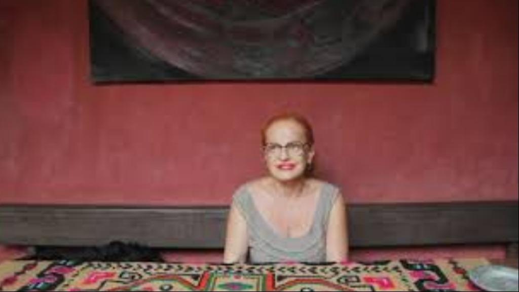 Olga Bilneky - Foto: Instituto Hilda Hilst
